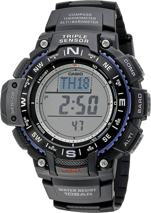 Casio Men's SGW-1000-1ACR
