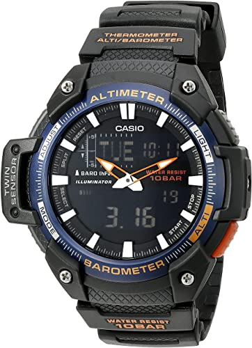 Casio Men's SGW-450H-2BCF