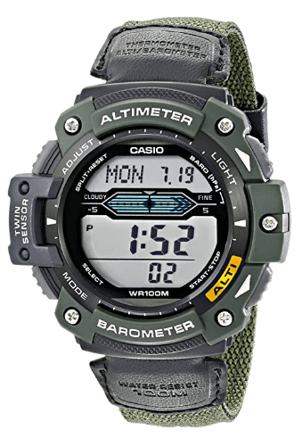 Bets rough and robust hiking watch