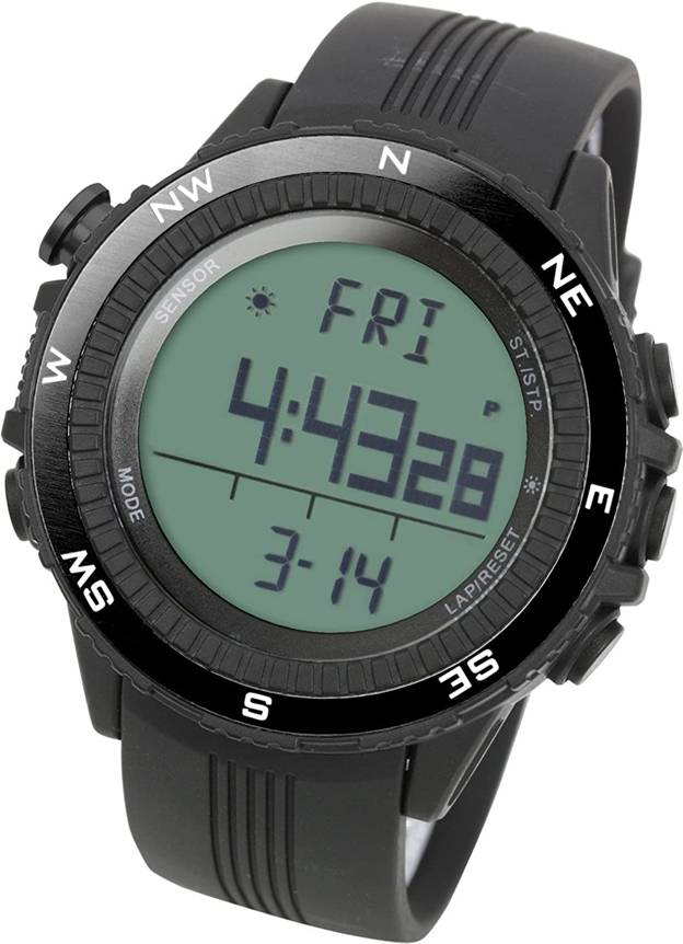 Lad Weather Altimeter