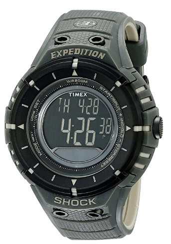 Rough and Tough Hiking watches under $100