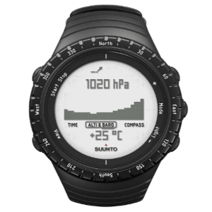 Watch for hiking under 200 suunto core abc watch