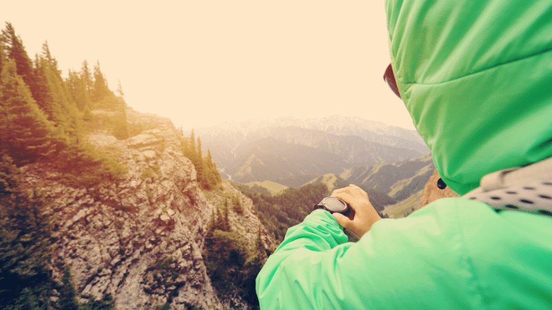 best hiking watch for $100