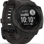 Best Garmin hiing watch Garmin Instinct, Rugged & Sturdy GPS Watch
