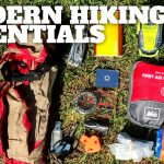 Modern Hiking Essentials list