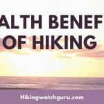 health benefits of hiking outdoor