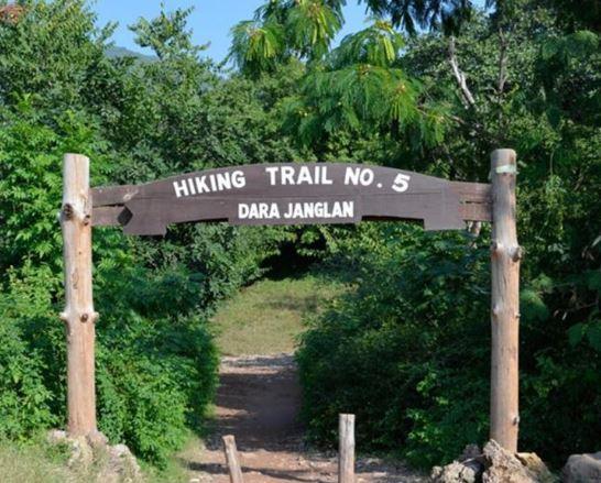 hiking trail types