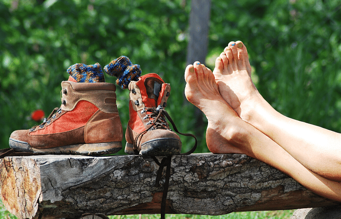 tips about shoes for trekking