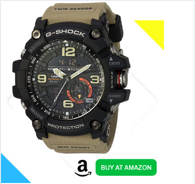 GG 1000 1A5 GPS G shock for hiking